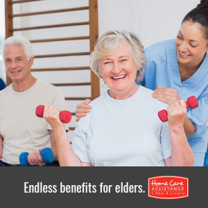 Exercises for Elderly with Arthritis